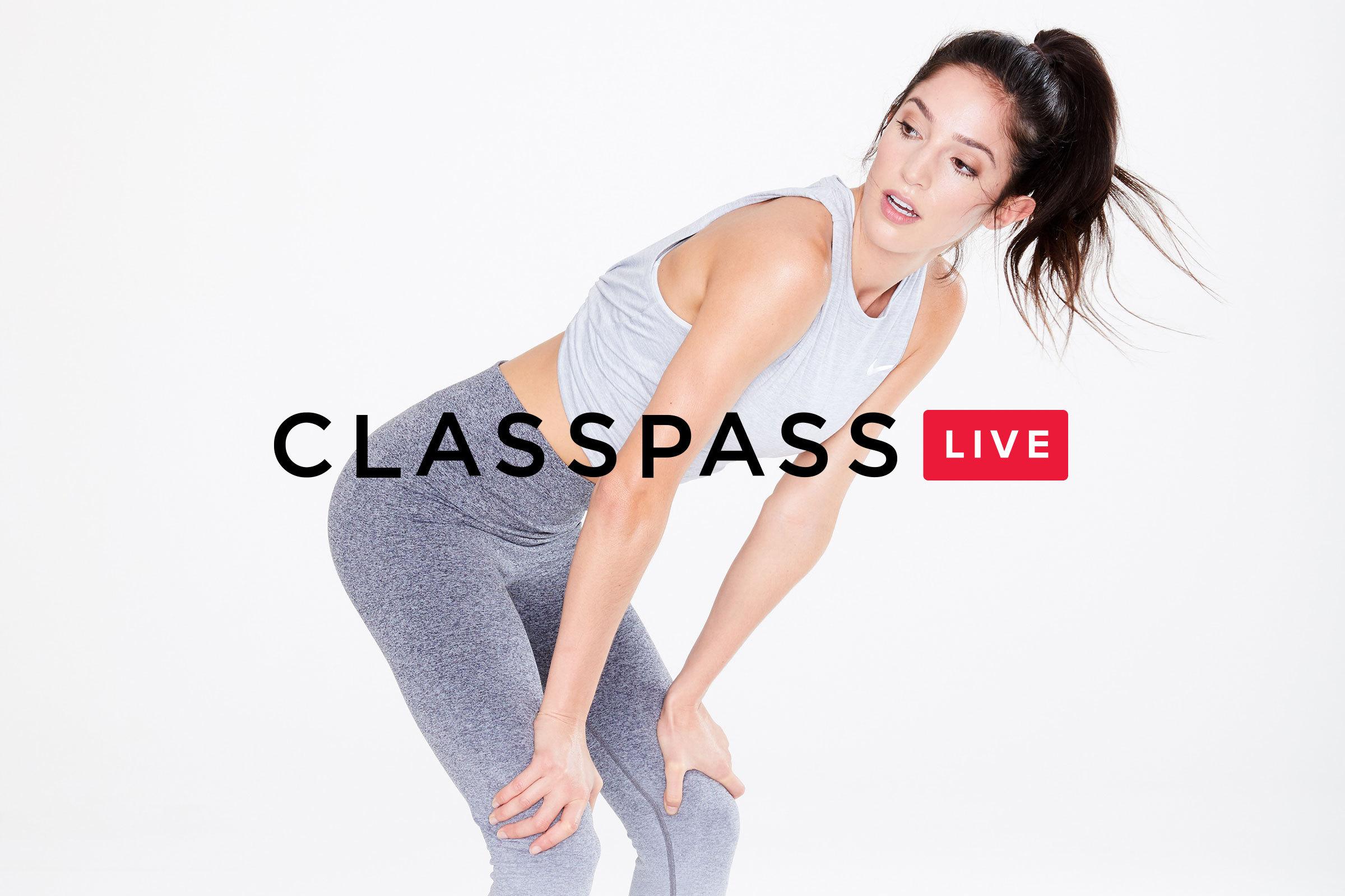 ClassPass Live - Fitness and Technology