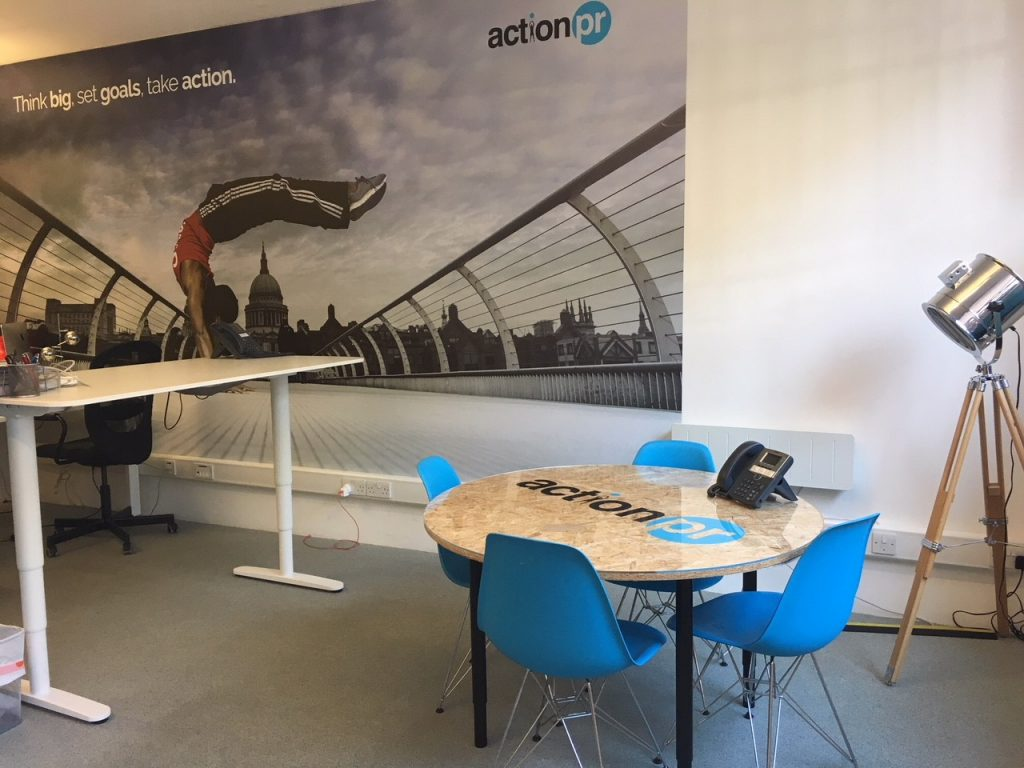 Action PR offices