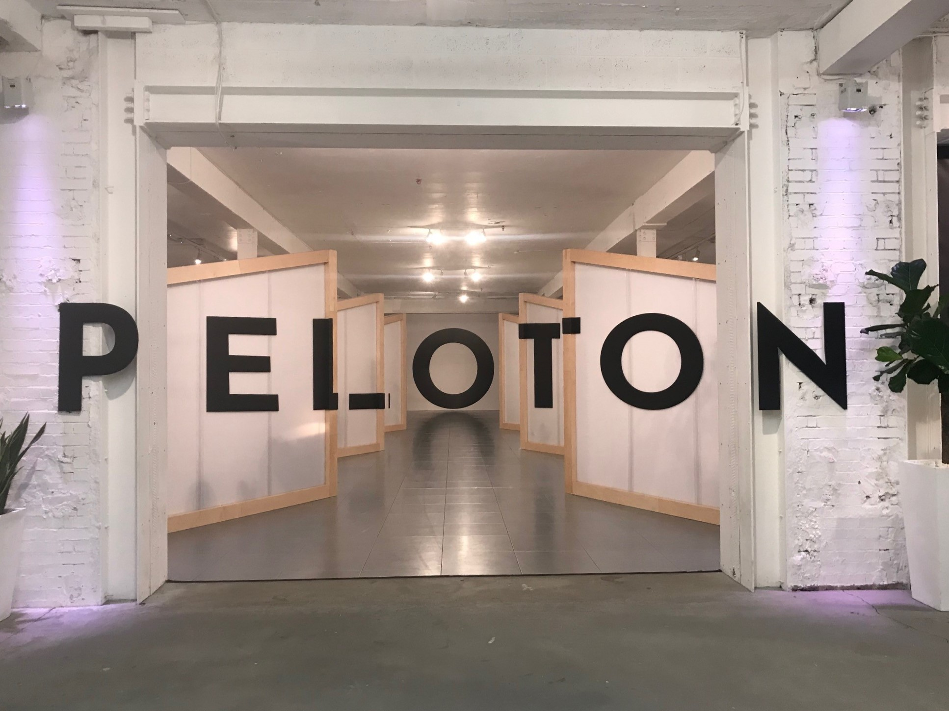 Peloton House London