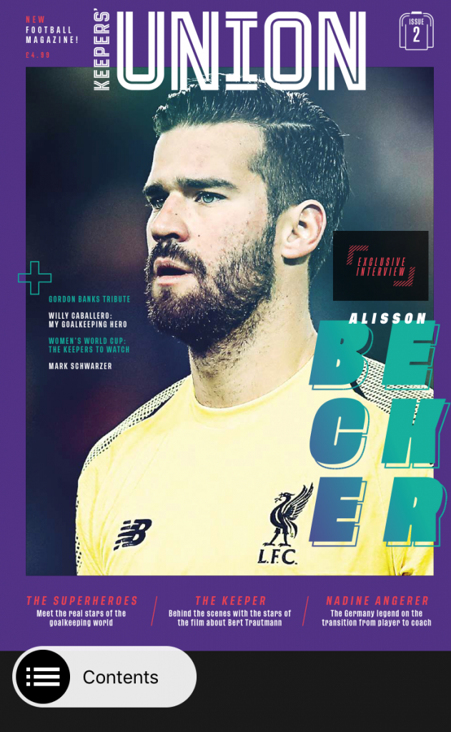 Keepers' Union magazine
