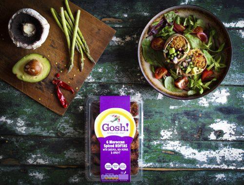 healthy plant-based alternatives