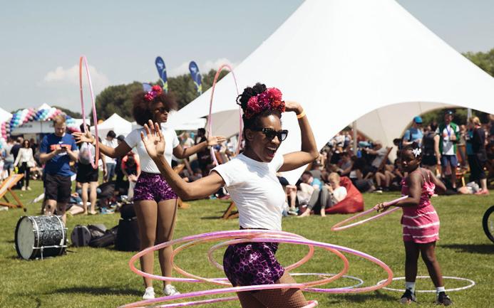 Hackney festival of fitness
